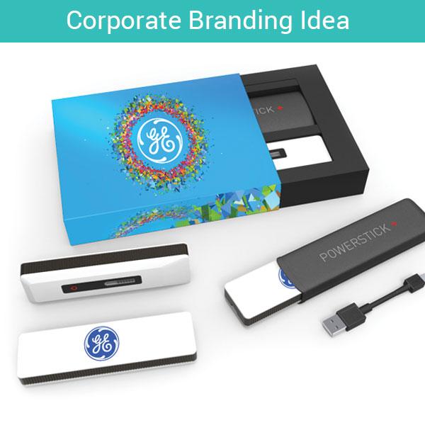 Corporate Branding Idea