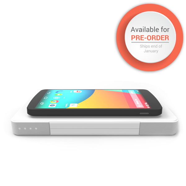PowerWireless Qi Charger