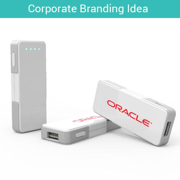 PowerShot III for corporate branding