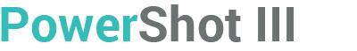 PowerShot III