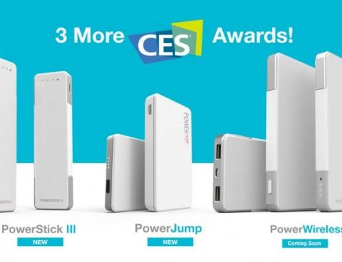3 More CES Awards