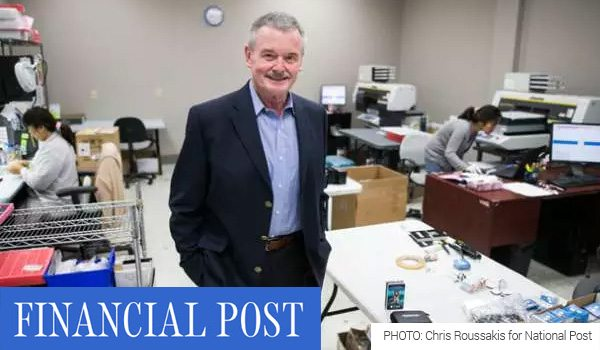 Nigel Financial Post