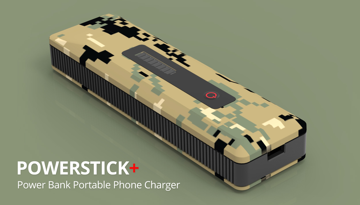 PowerStick+ nett Warrior Program