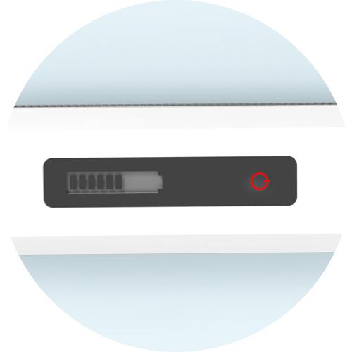 PowerStick+ battery meter