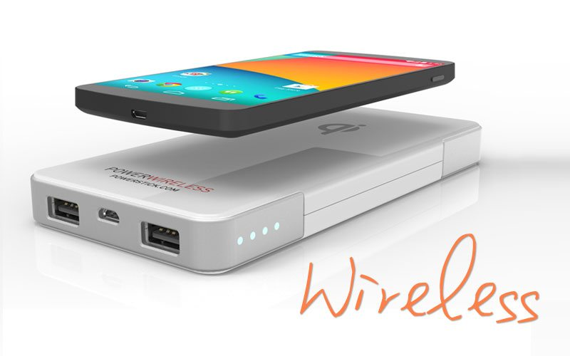 Wireless Qi Charging