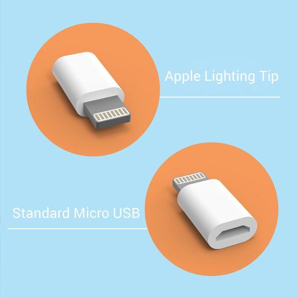 Apple Lightning tip