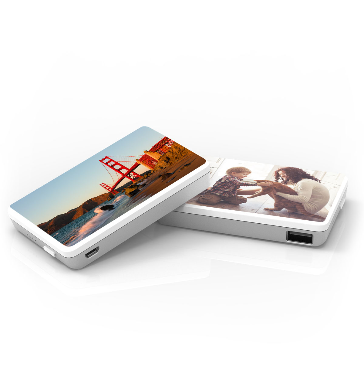 PowerStick personalized photo