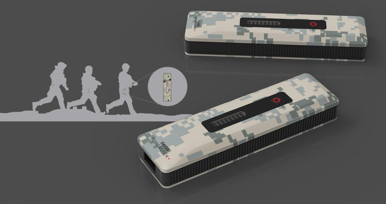 US Army PowerStick+ PLus with 16GB flash memory