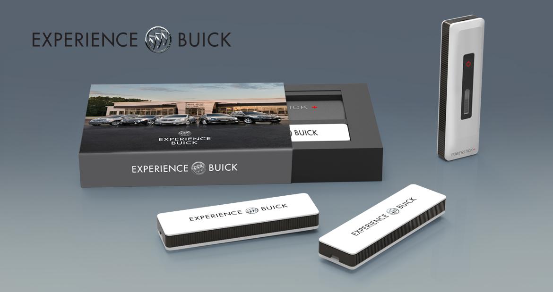Buick Experience PowerStick+