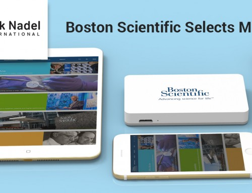 Boston Scientific Selects Mosaic