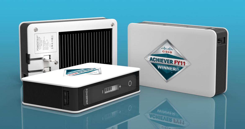 Cisco PowerTrip acheiver award