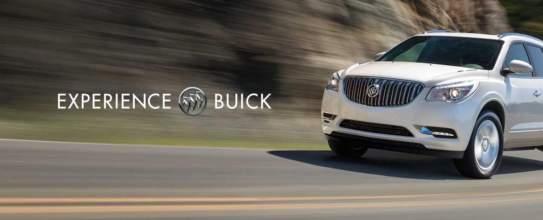 Experience Buick logo case study