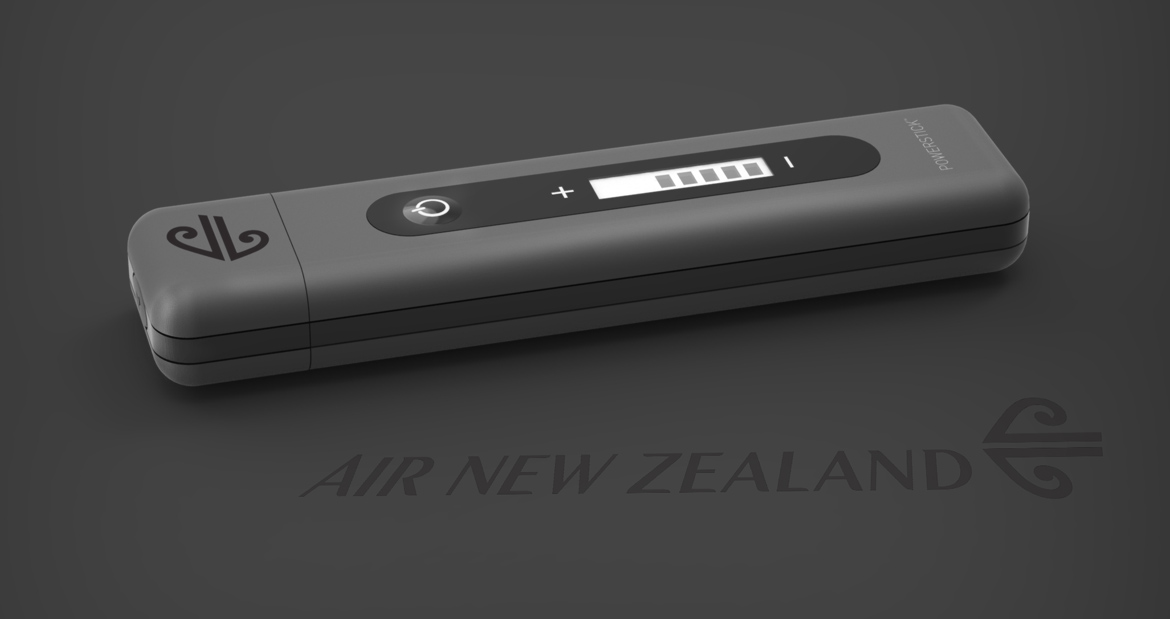 PowerStick Classic Air New Zealand logo