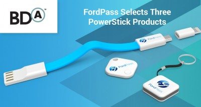 PowerStick case study FordPass project