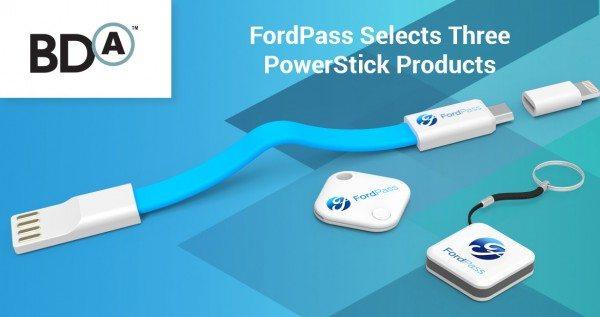 PowerStick case study FordPass project