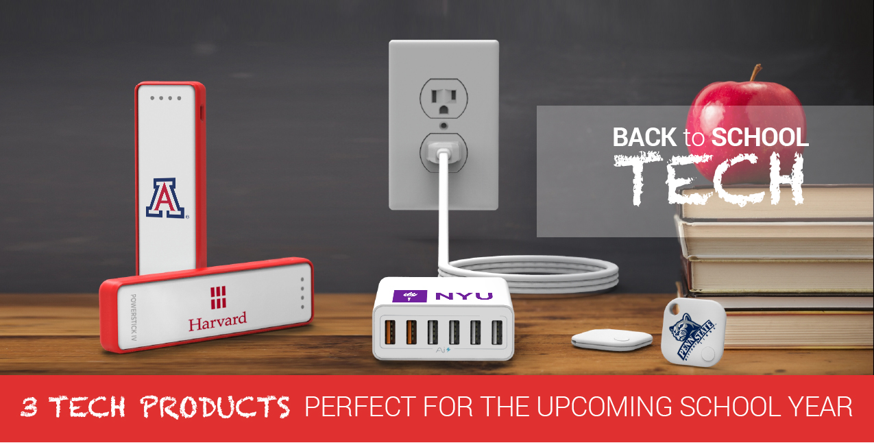 Back to School 3 tech products