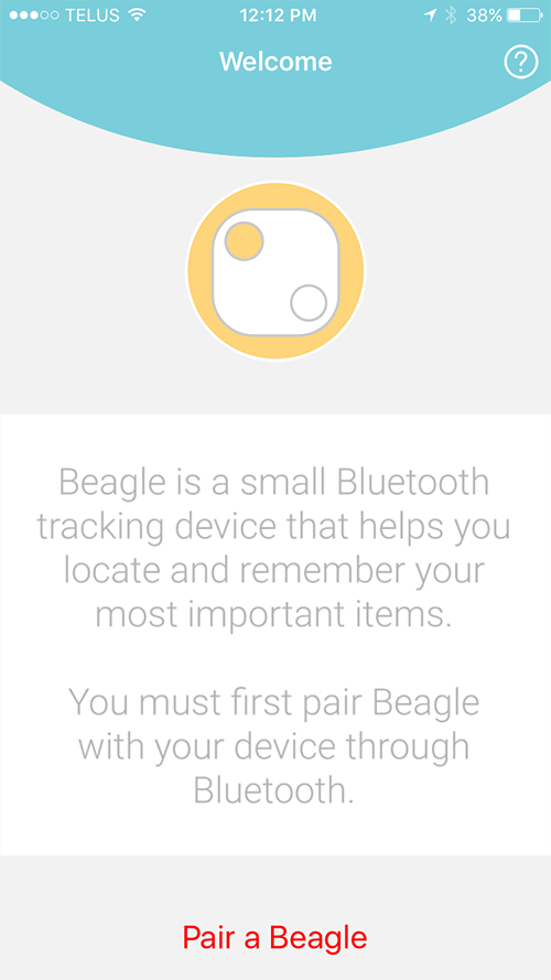 Add a Beagle App Screen