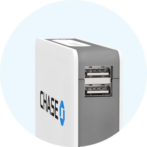 PowerTrip II with 2 USB ports