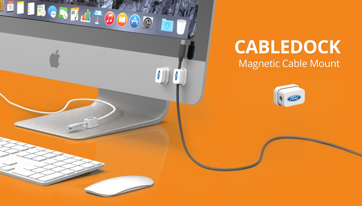 CableDock and computer