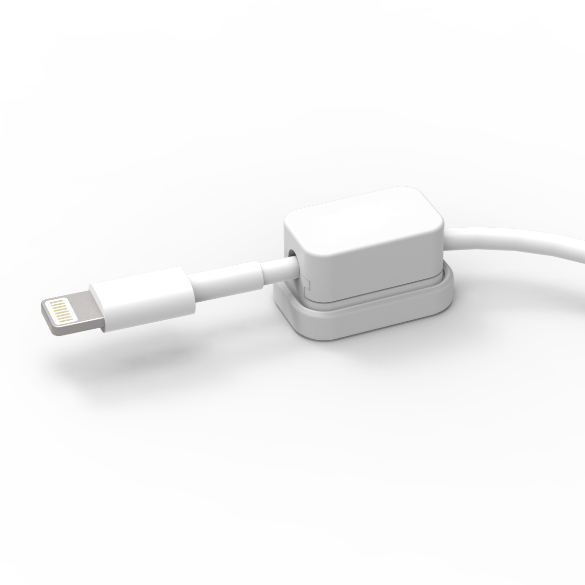 CableDock with cable