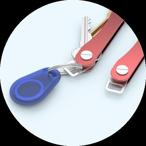 KeyStack Accessories Tab