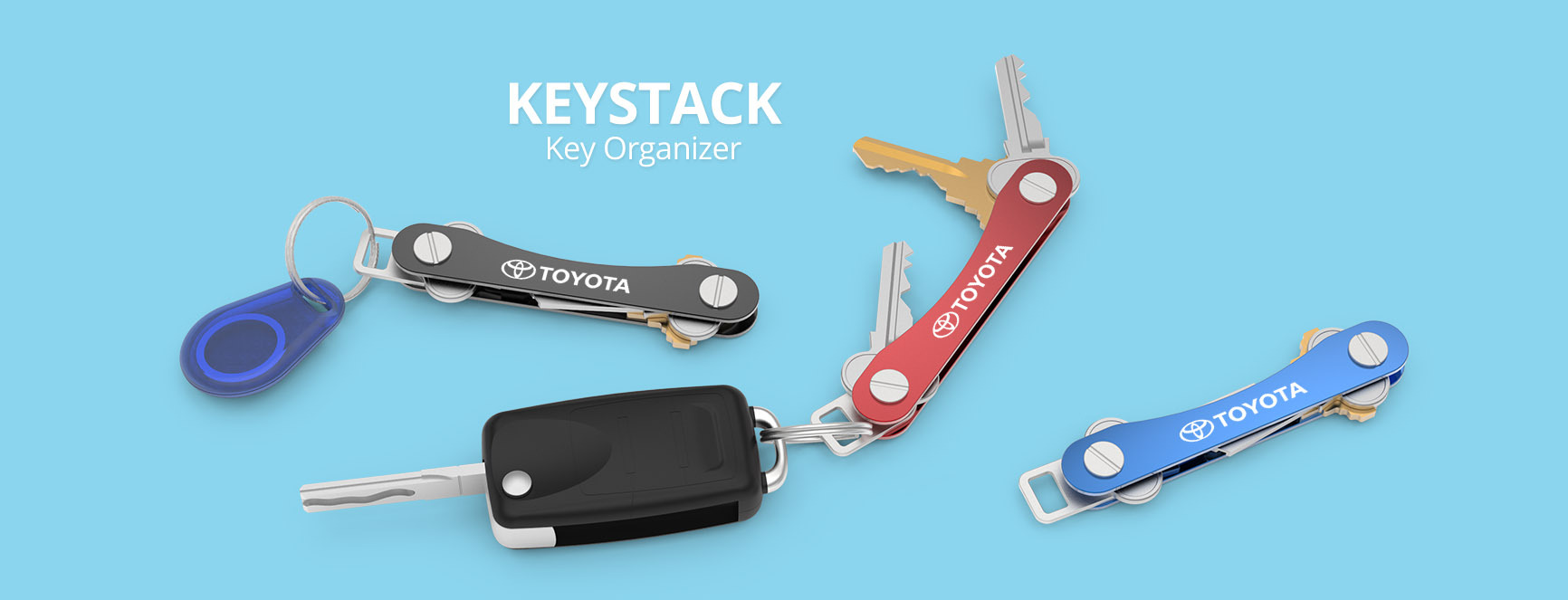 KeyStack Colour Options