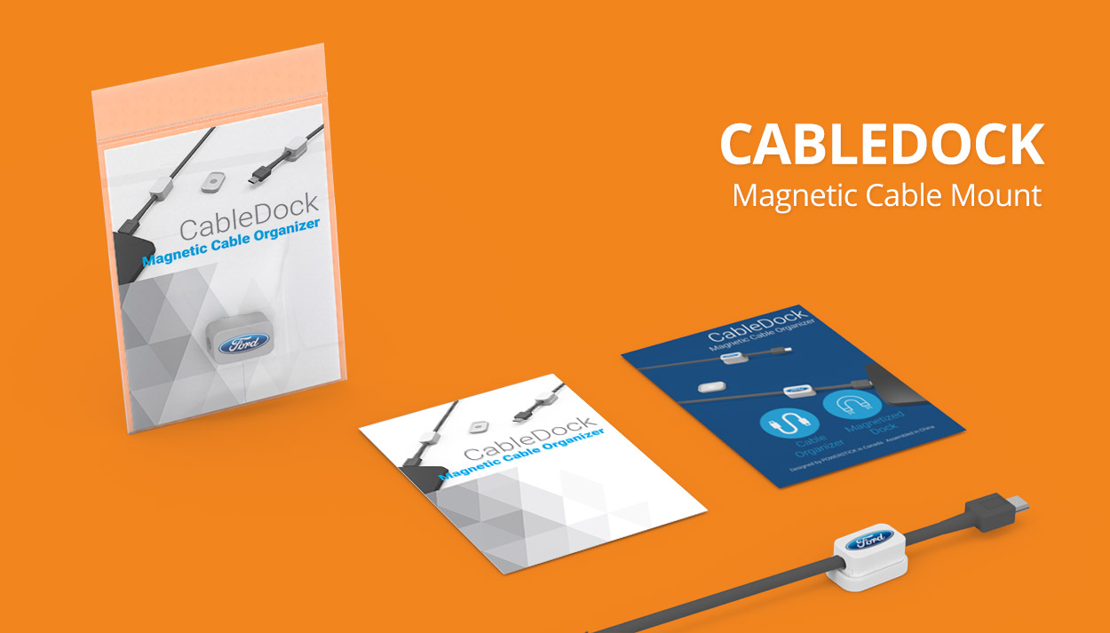 CableDock Standard Packaging