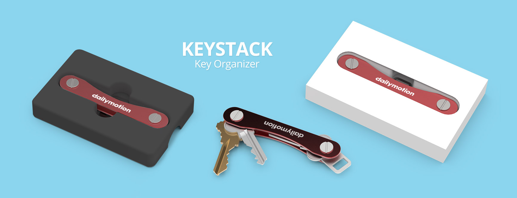 KeyStack Standard Packaging