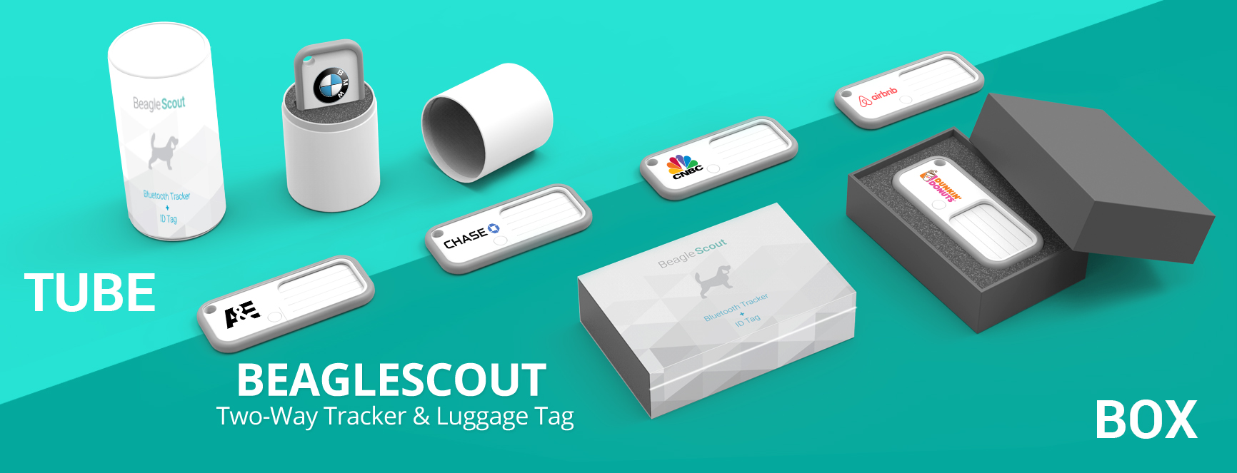 BeagleScout Packaging Options