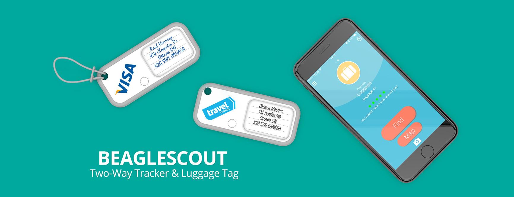 BeagleScout App