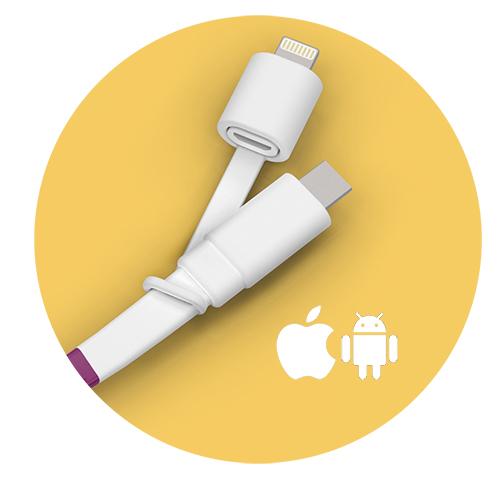 TwinTip apple tip