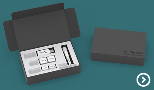 Connector Set: On the Go+