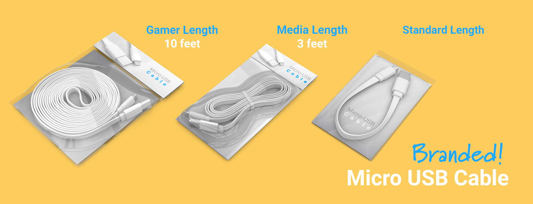 Branded Cable Packaging