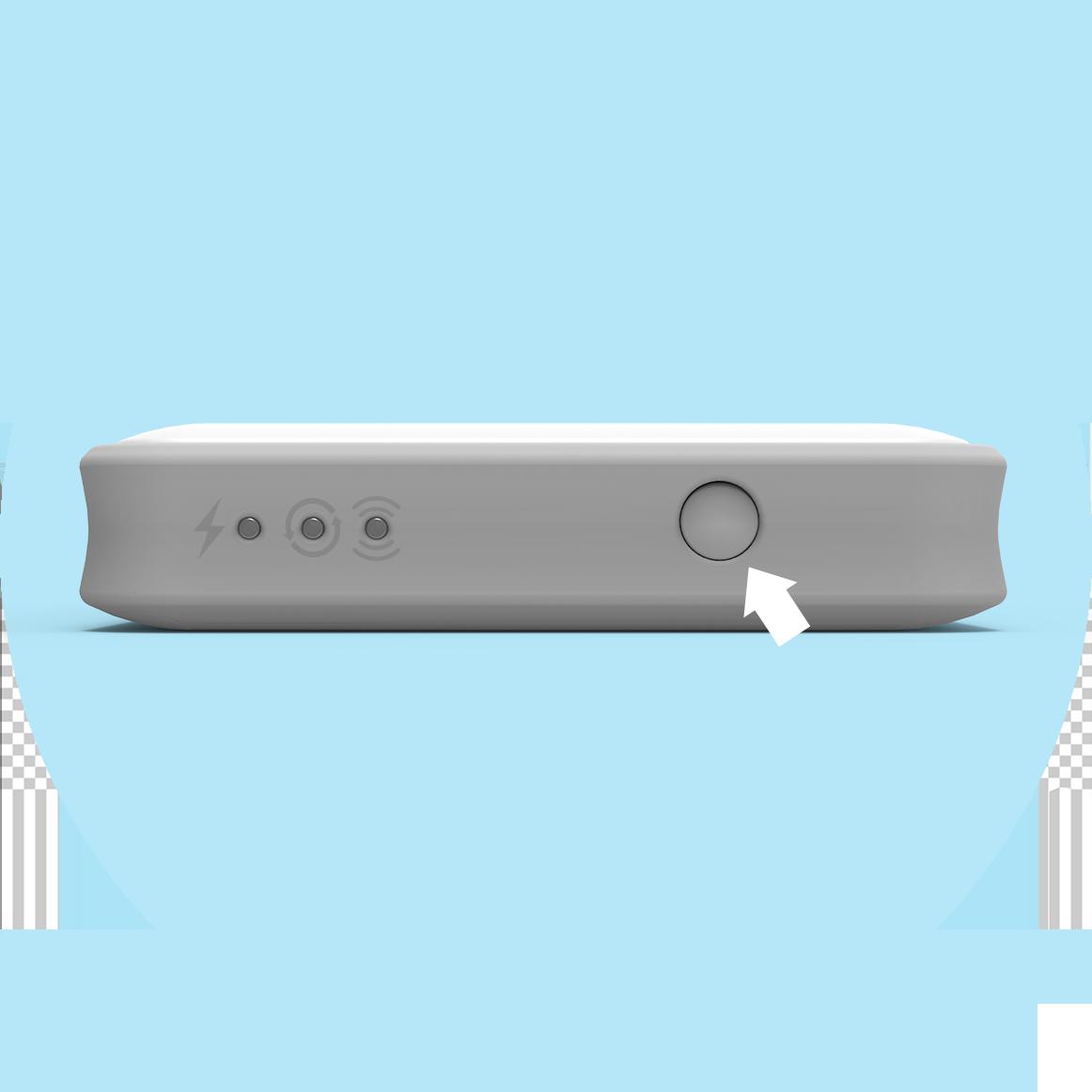 PocketCloud Power Button