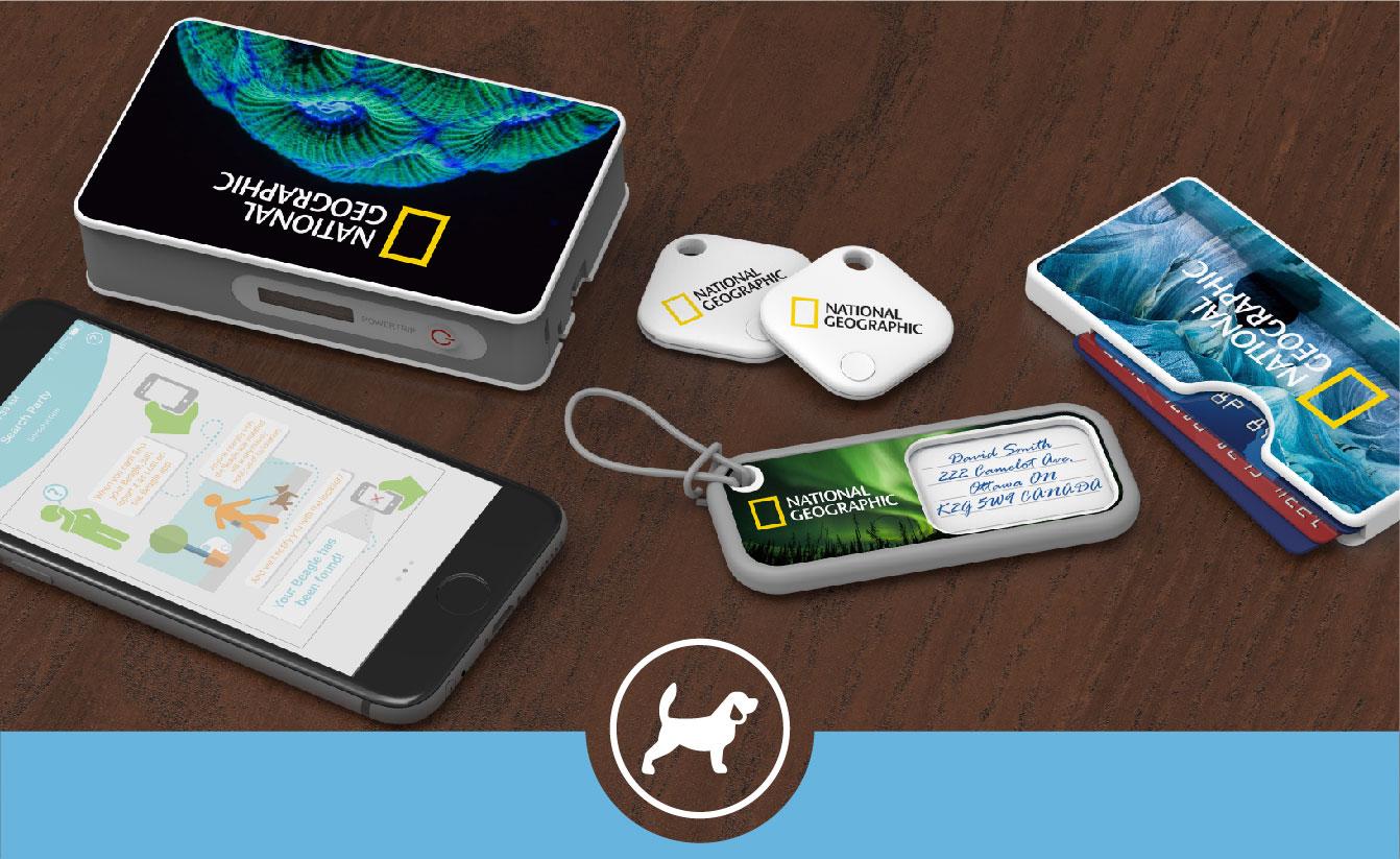 Bluetooth Trackers Header