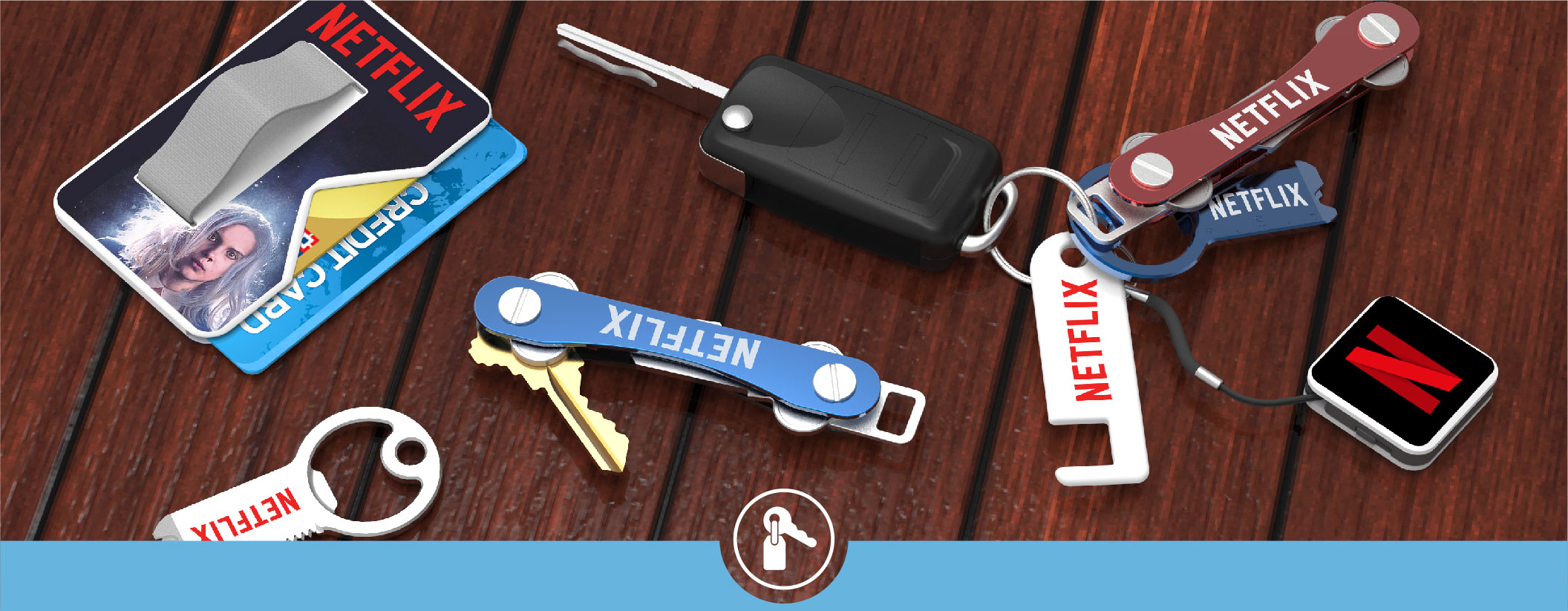 Keychains & Accessories Header