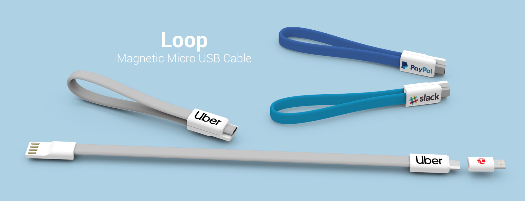 Loop: Magnetic Micro USB Cable – Powerstick.com