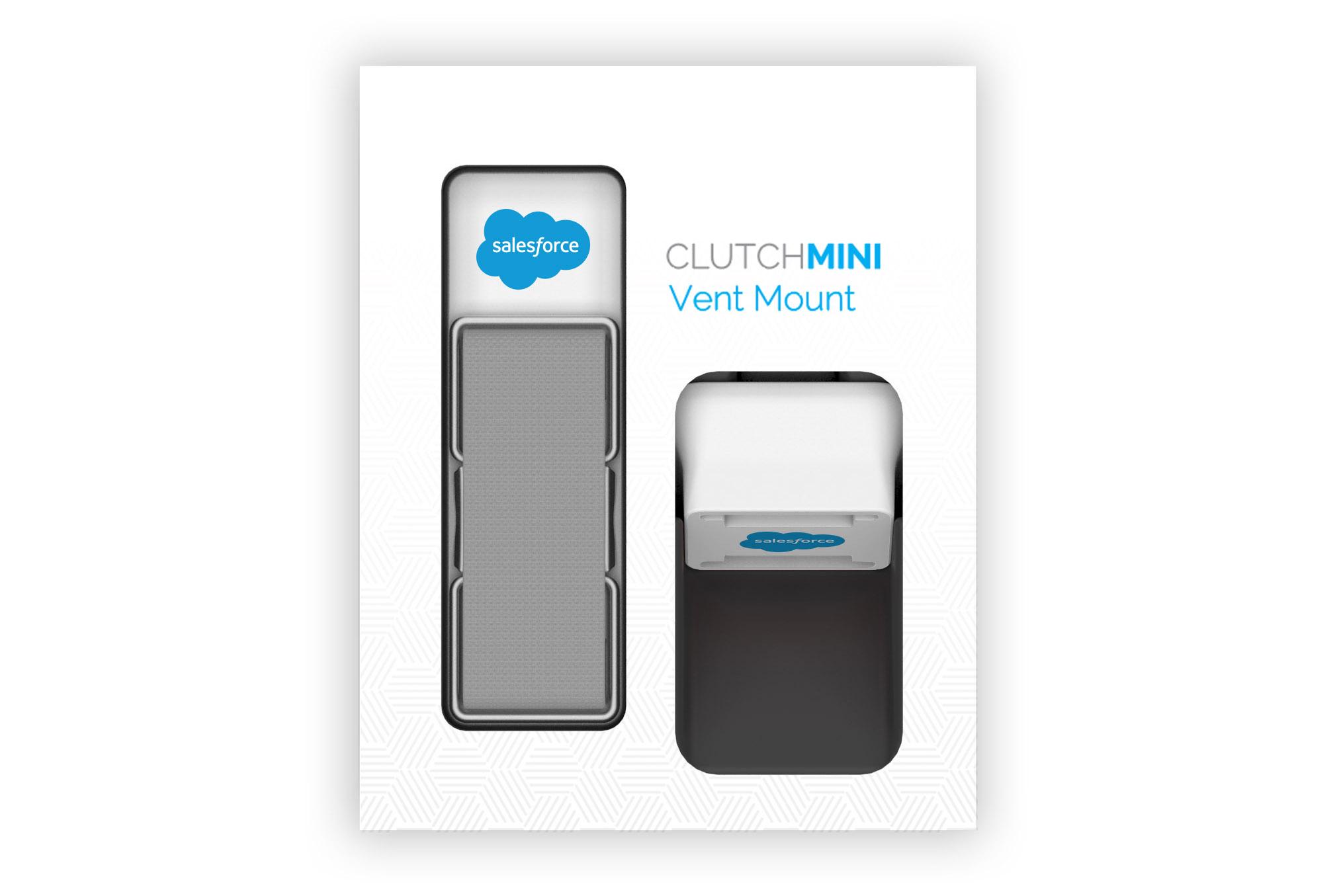 ClutchMini & Vent Mount