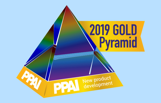 2019 Gold Pyramid Award - CloudStick