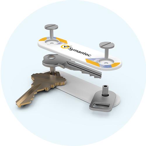 KeyStack Lite - expandable