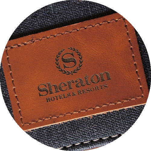 Leather Branding Patch