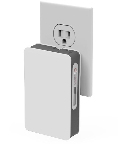 Recharge with Wall Plug