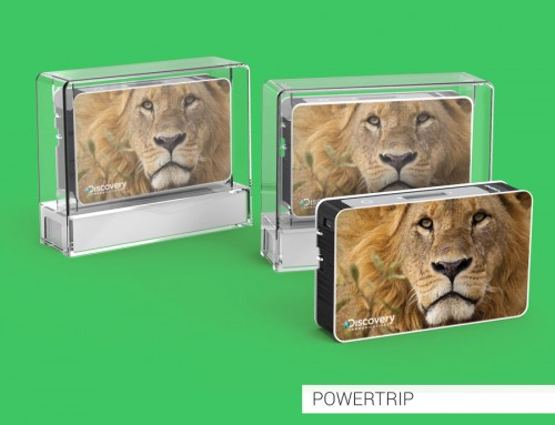 Discovery Lion PowerTrip
