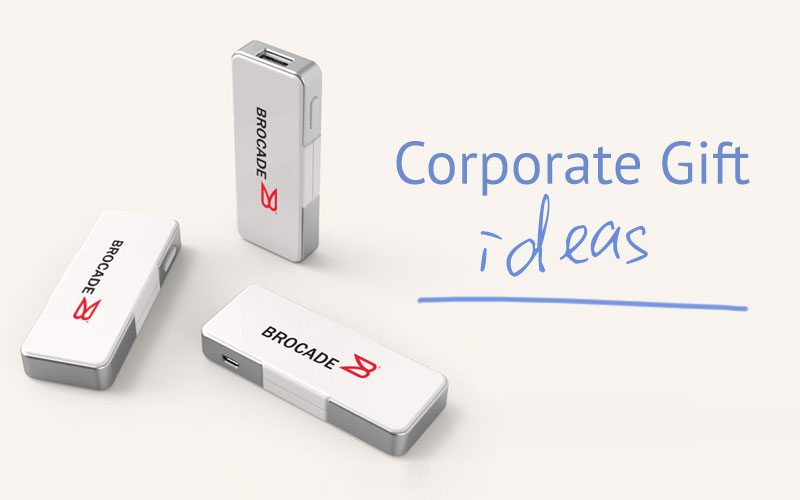 corporate gift ideas by PowerStick.com