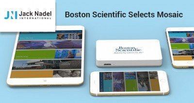 Boston Scientific case study mosaic