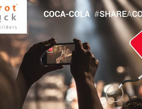 Coca Cola #ShareACoke