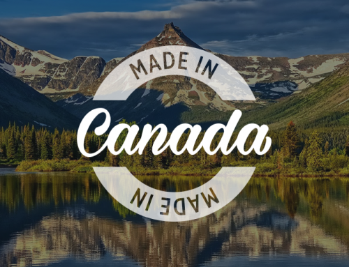 Made in Canada eh?