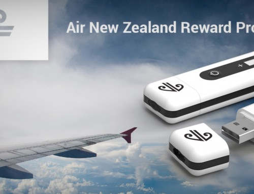 Air New Zealand Selects PowerStick