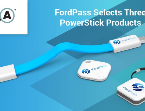 FordPass Selects Three PowerStick Products