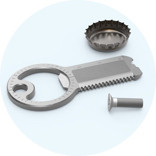 UtiliKey multi purpose tool